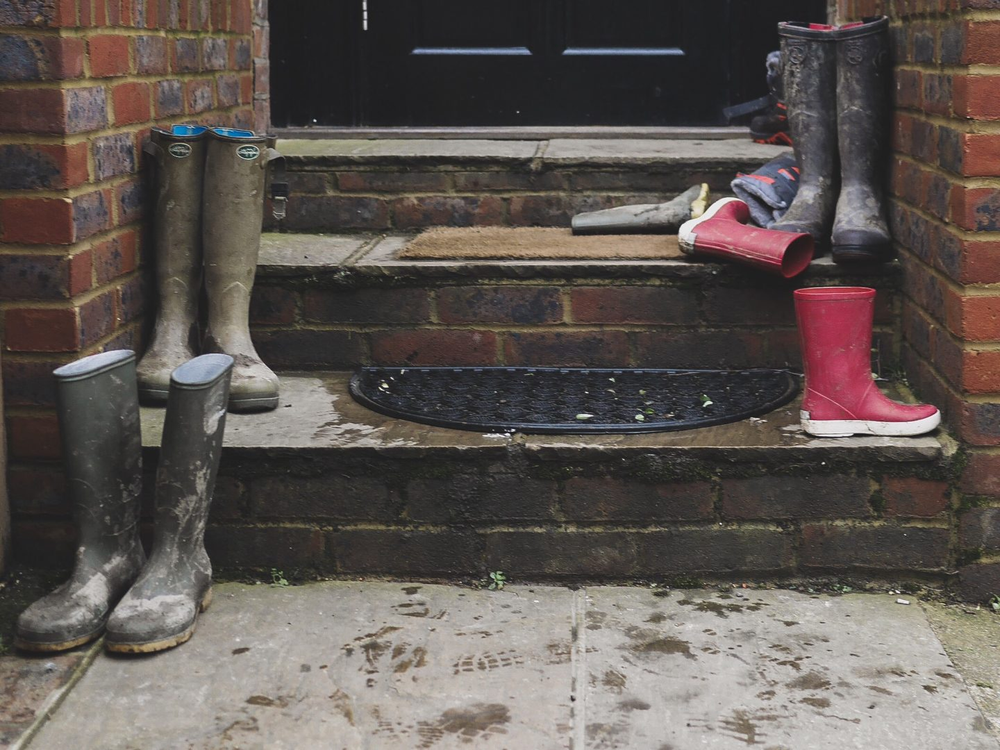 Winter Warmer Walks – Leave Your Boots at the Door